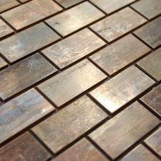 Transitional Tile by Eden Mosaic Tile