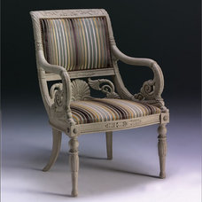 Traditional Armchairs And Accent Chairs by English Georgian America