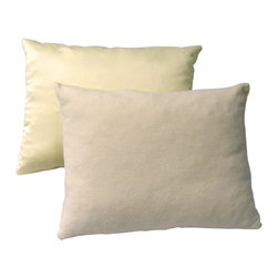Hudson Industries Inc - Genesis Thermal Pillow Multicolor - SF6354/1 - Shop for Pillows from Hayneedle.com! No matter what the season or your desired sleeping temperature the Hudson Genesis Thermal Pillow will provide lasting support to make every night restful and recuperative. The removable and washable cover is also reversible. One side features plush terry cloth to keep you warm in the winter months while the other side is made of soft luxurious satin that keeps you cool in the summer months. The pillow core is made from patented fiber foam a blend of gentle strands of memory foam and resilient slickened polyester fibers. The result is a supportive comfortable pillow that will mold and conform to your body yet never lose its shape. Just like the innovative reversible cover this amazing material also adjusts to your body temperature so you can achieve the deepest sleep possible.About Hudson Industries Inc.President Gary C. Hudson founded Hudson Industries Inc. in 1976. Since then the company has reliably fulfilled the needs of the medical and consumer industries with innovative homecare products. Today the company utilizes state-of-the-art equipment clean modern facilities and a trained technical staff to manufacture over 1 000 quality homecare foam products. Always striving to develop new and useful products Hudson Industries listens to suggestions from home healthcare customers when designing new items and will custom make any foam product you need. Hudson Industries operates a medical manufacturing plant in Richmond Virginia and a consumer plant in Crewe Virginia.