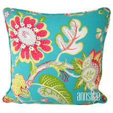 Modern Outdoor Pillows by annsliee