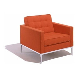 Knoll - Knoll | Florence Knoll Lounge Chair - Design by Florence Knoll, 1954.