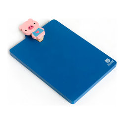 Blancho Bedding - Lovely Pig - Refrigerator Magnet clip / Magnetic Clipboard - These magnets are made of quality samak, a hard metal base. Put them on your refrigerator, locker, file cabinet or any metal object you can think of! Magnets are great party favors for your next gathering and also make great prizes/giveaways. This extremely versatile magnetic system can be easily changed for every occasion or season to celebrate those important people and times in your life. Use this system in your home or office for a wonderful memory decoration. They are wonderful gifts for everyone!