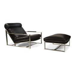 Limited Edition Cruisin' Lounge Chair by Milo Baughman from Thayer Coggin - Thayer Coggin Inc.