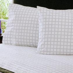 RR - Grey Dot Grid Sheet Set - Grey Dot Grid Sheet Set