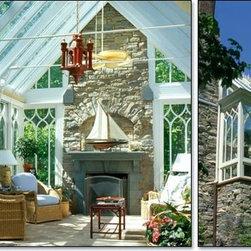 Custom Conservatory Design -
