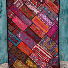 Eclectic Tapestries by Fair Trade Quilts & Crafts