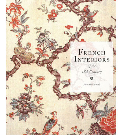 Traditional Books French Interiors in the Eighteenth Century
