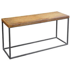 Contemporary Side Tables And End Tables Luke Console Table