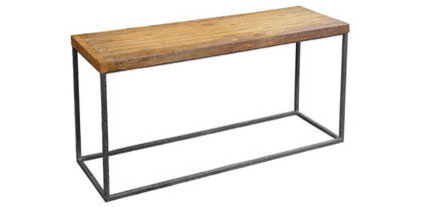 Contemporary Side Tables And Accent Tables Luke Console Table