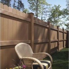 Fencing by Sunshine Contracting Corporation