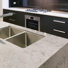 Contemporary Kitchen Countertops by Cosentino Center Seattle