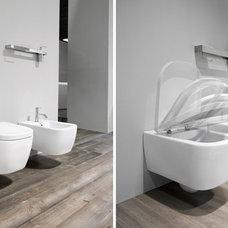 Modern Toilets by antoniolupi Miami