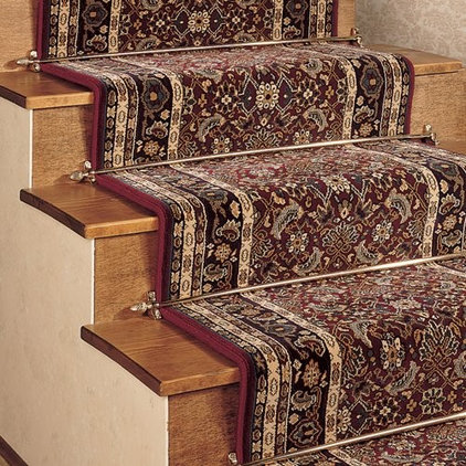 Traditional Carpet Tiles by The Renovator's Supply, Inc.