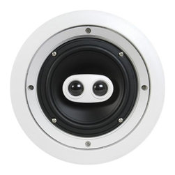 Speakercraft - Dt6 Zero Dual Tweeter In-Ceiling Speaker, Individual, Asm75600 - Audio-Direct.com has been serving customers since 2001 with world class name brand electronics.