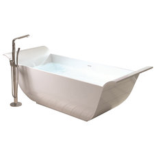 Contemporary Bathtubs by ADM Bathroom Design