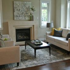 Contemporary Sofas by Van Gogh Designs Furniture Ltd