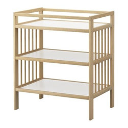 IKEA of Sweden - GULLIVER Changing table - Changing table, birch