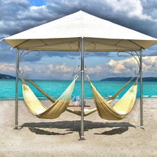 Contemporary Hammocks And Swing Chairs by PatioProductions