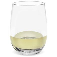 Contemporary Everyday Glassware by Williams-Sonoma