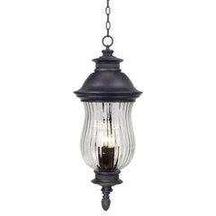 "Newport Collection 30 1/4"" High Outdoor Hanging Lantern 