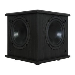 Speakercraft - Dual 6 1/2'' 150W Powered Subwoofer, Individual, Asmx0606 - Audio-Direct.com has been serving customers since 2001 with world class name brand electronics.