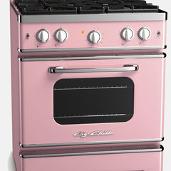 traditional gas ranges and electric ranges by Big Chill