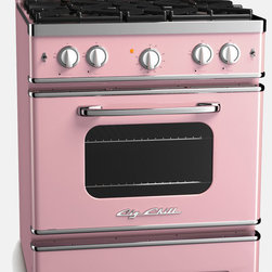 Traditional Gas Ranges And Electric Ranges -