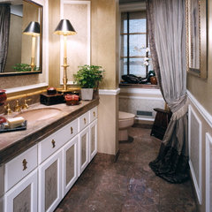 traditional bathroom by Walsh Design Group, Inc.