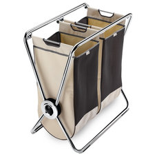 modern hampers by simplehuman
