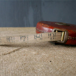 Vintage Leather Measuring Tape -