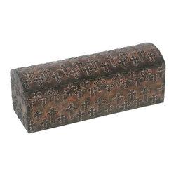 Sterling Industries - Monastary Box Decorative Accessory - Monastary Box Decorative Accessory by Sterling Industries