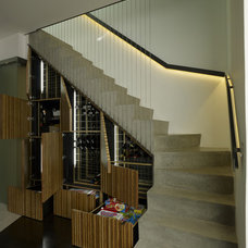 Contemporary  by Sam Crawford Architects