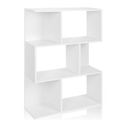 Madison Bookcase, White