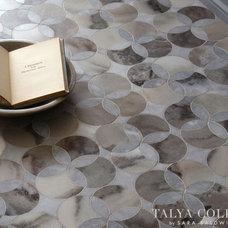 Contemporary Bath Products by Sara Baldwin Design