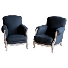 Traditional Armchairs by Uniquities Architectural Antiques & Salvage