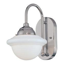 Millennium Lighting - Millennium Lighting 5371 Neo-Industrial 1 Light Indoor Wall Sconce - Features: