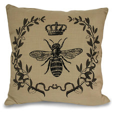 Traditional Pillows Royal Bee Pillow