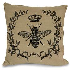 Traditional Pillows Royal Bee Pillow