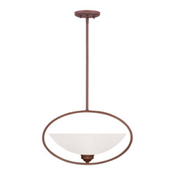 Livex Lighting - Livex Lighting 4199-70 Ceiling Light/Large Pendants - Livex Lighting 4199-70 Ceiling Light/Large Pendants