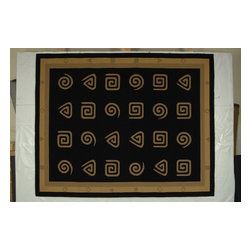 Safavieh - Safavieh Chelsea Transitional Hand Hooked Wool Rug X-5-B112KH - 100% pure virgin wool pile, hand-hooked to a durable Cotton backing. American Country and turn-of-the-century European designs. This collection is handmade in China exclusively for Safavieh.