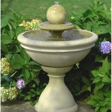Contemporary Outdoor Fountains And Ponds by Hayneedle