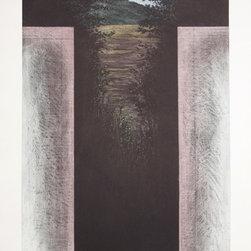 Richard Ballard, Loire, Aquatint Etching - Artist:  Richard Ballard
