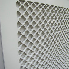 Modern Screens And Wall Dividers by Fretworks Designs, LLC