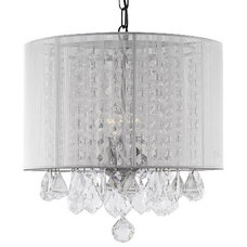 Transitional Chandeliers by Gallery