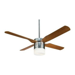 Fanimation Multimax 52 In Indoor Ceiling Fan A Chrome