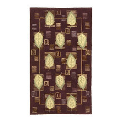 Safavieh - Safavieh Berkeley Country and Floral Hand Tufted Wool Rug X-4-C64KB - Safavieh's Berkeley Collection features 100% pure wool pile, hand hooked and tufted to a strong cotton backing. This collection is handmade in China exclusively for Safavieh. These rugs are available in a variety of sizes, including rounds and runners to meet every demand. The Berkeley Collection is competitive in today's market and fulfills the high volume demand for affordable accent rugs.
