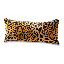 Ebanista - Louvre Pillow - Silk velvet pillow with decorative cord