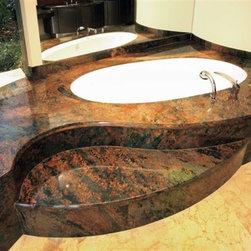 Marmol Export, USA - Granite -