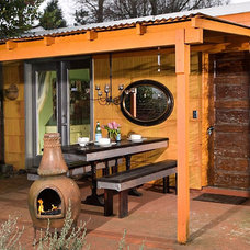Eclectic Exterior by Cheryl Janis Designs
