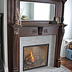 Town and Country TC30 Direct Vent Gas Fireplace - Town and Country TC30 Direct Vent Gas Fireplace